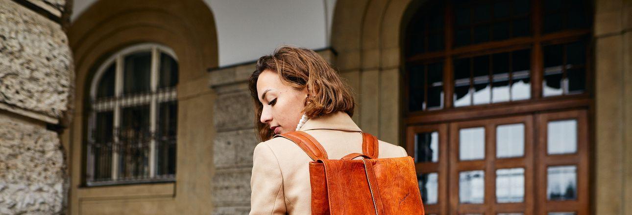 5 tipov na štýlový batoh do mesta