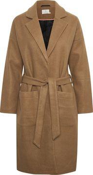 Kabát s přímesí vlny Sasja