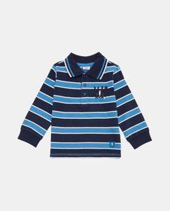 Chlapecké polo tričko s dlouhým rukávem