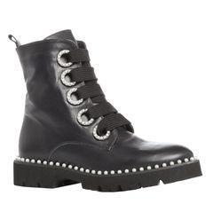 Kotníkové boty Purla