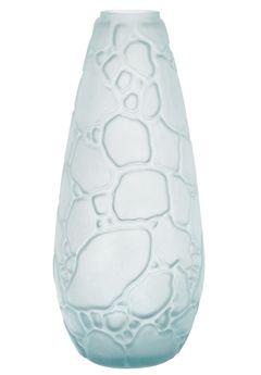 Ručně vyráběná váza se strukturou, 40 cm