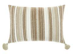 Bavlněný polštář, 55 x 35 cm