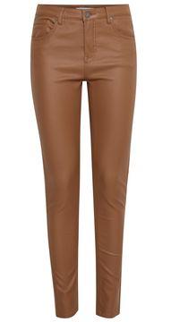Koženkové kalhoty Kato Kiko