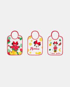 Bryndák Minnie Mouse, set 3 kusů