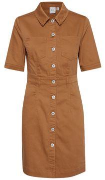 Krátké šaty košilového střihu Peg