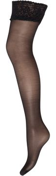 Samodržící punčochy Silk Look, 20 DEN