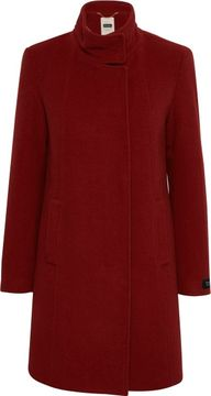 Dámský kabát s příměsí vlny Isabella