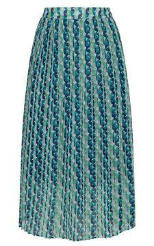 Plisovaná sukně Alba