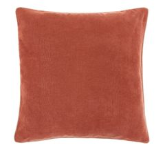 Sametový polštář, 50 x 50 cm