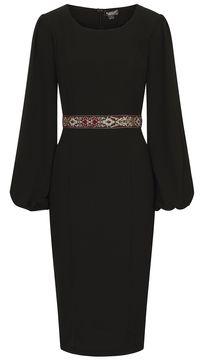 Šaty Raelyn Crimson Floral