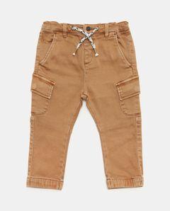 Chlapecké kalhoty s kapsami