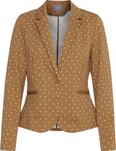 Dámský blazer se vzorem Rizetta