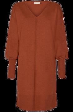 Úpletové šaty Faula