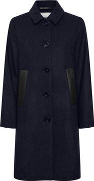 Vlněný zimní kabát Elia