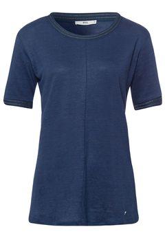 Lněné tričko Cathy