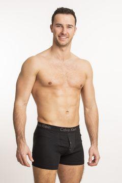 Pánské boxerky z bavlny s dlouhou nohavičkou Body