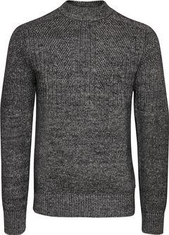 Melírovaný svetr s příměsí vlny Parcusman Winter