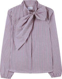 Dámská košile s mašlí