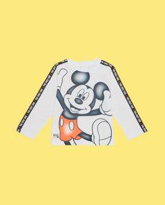 Tričko s dlouhým rukávem Mickey Mouse