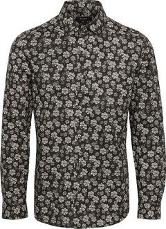 Vzorovaná košile Trostol B1