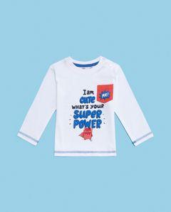 Tričko s dlouhým rukávem Super Power