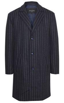 Kabát s příměsí vlny Lancaster
