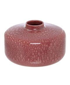 Keramická ručně vyráběná váza, 11 cm