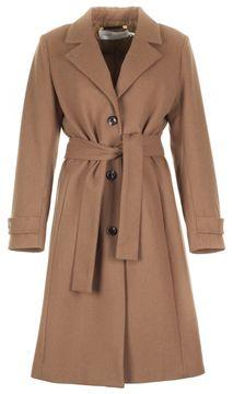 Kabát s příměsí vlny Levanna