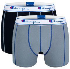 Pánské boxerky jednobarevné 2-pack