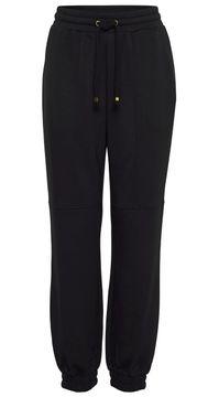 Kalhoty s elastickým pasem Pusti