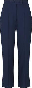 Kalhoty s vysokým pasem a puky Lynnette