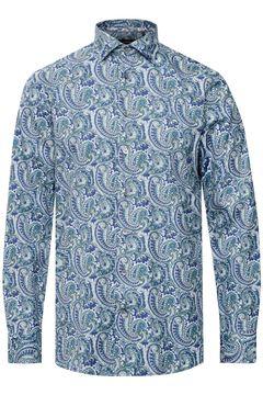 Vzorovaná košile Marc Sateen Paisley