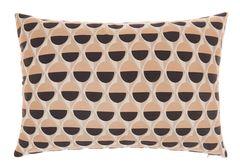 Žakárový polštář, 55 x 35 cm