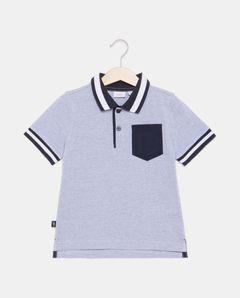 Chlapecké polo tričko s krátkým rukávem