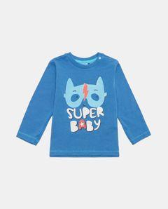 Tričko s dlouhým rukávem Super Baby