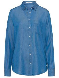 Košile džínového vzhledu Victoria