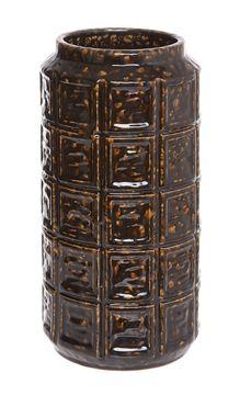 Keramická ručně vyráběná váza, 39 cm