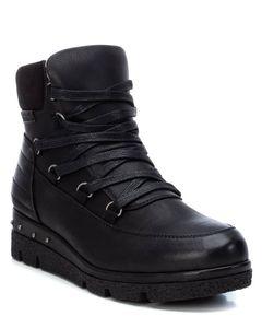 Dámské kotníkové zimní boty