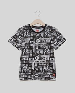 Chlapecké tričko s krátkým rukávem Downtown