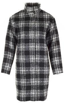 Dámský kabát Checky
