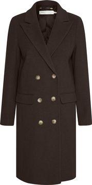 Dámský vlněný kabát Lauda