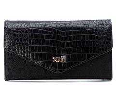 Dámská peněženka s imitací krokodýlí kůže