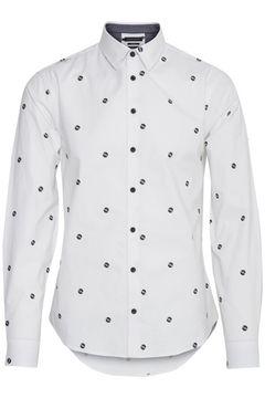Pánská regular fit vzorovaná košile