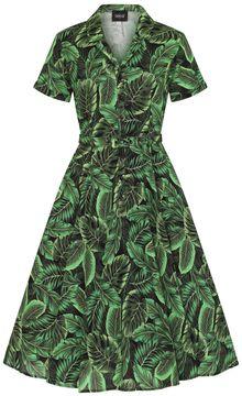 Košilové šaty Caterina Tropics