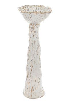 Keramický svícen, 30 cm