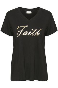 Tričko s nápisem Faith