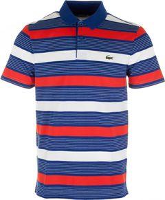 Pánské pruhované polo tričko, regular fit