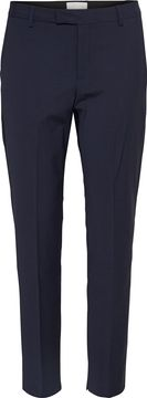 Klasické kalhoty s příměsí vlny Kinsa