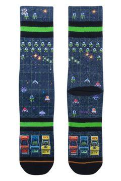 Ponožky Pixel King