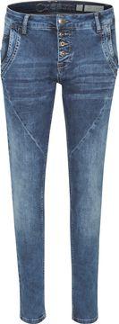 Slim džíny na knoflíky Bailey